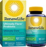 Renew Life Adult Probiotic - Ultimate Flora Ultimate Care Probiotic Supplement -...