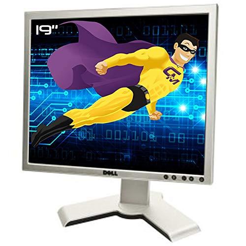 Dell Flachbildschirm für PC, 19 Zoll, 1908FPt 0PM063 PM063 VESA VGA DVI USB 5:4