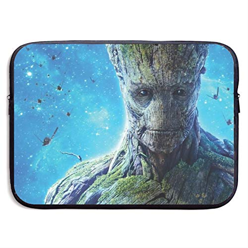 Groot Laptop Sleeve Bag 15 inch Computer Case Tablet Briefcase Ultra Portable Protective
