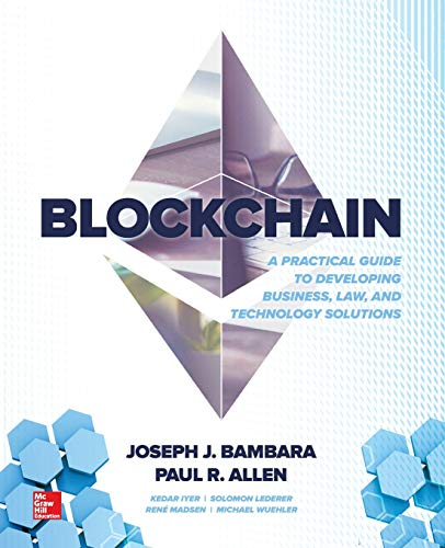 Blockchain: Practical Guide to Developin