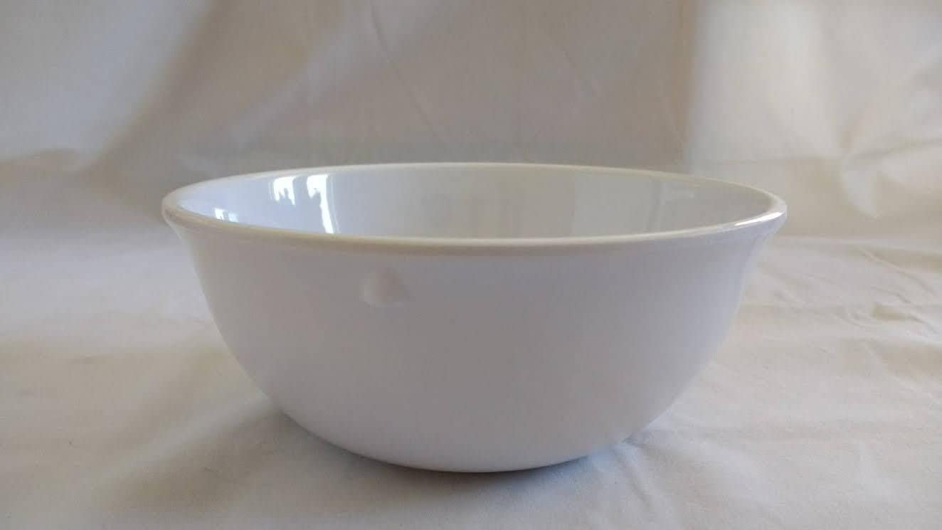 Z-Moments Western Melamine Nappie In a popularity Bowl B Soup Snack Cash special price Cereal Fruit