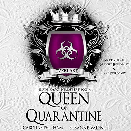 Queen of Quarantine cover art