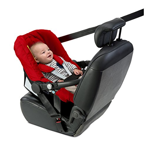 Chicco Babyschale Synthesis XT-Plus Gr. 0+, Babytrage, mit Komfort-Kit (Gurtpolster), Verdeck, 07079217640000