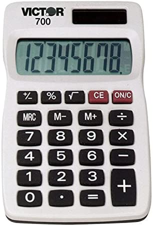 Victor Cheap bargain 700 New Orleans Mall Calculator Pocket