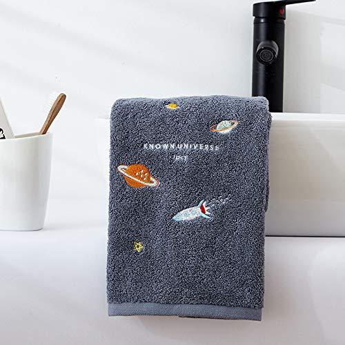 DSJDSFH Mode Xingyue Handtuch Badetuch Set 34Cm * 75Cm, 70Cm * 140Cm Geeignet Für Home Gym Bequem Saugfähig Und Langlebig