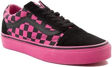 Amazon.com: pink checkered vans