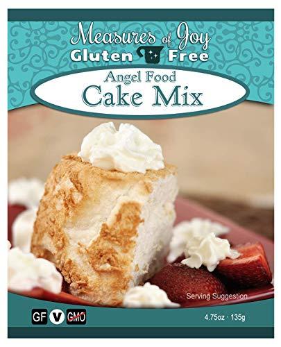 Measures of Joy Gluten Free Angel Food Cake Mix