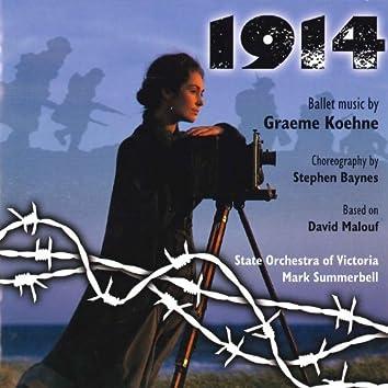 1914 Ballet music