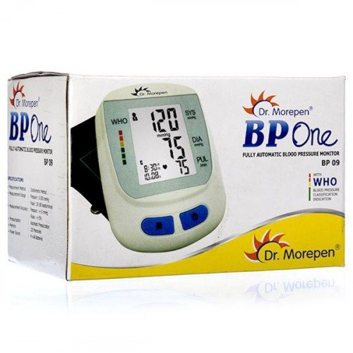 Dr. Morepen BP One BP09 Fully Automatic Blood Pressure Monitor