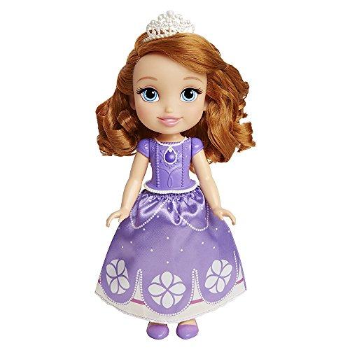 Disney Muñeca Princesa Sofia, 9'