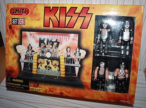 Smiti Alive II KISS Figure Set