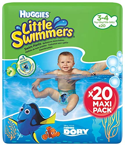 Huggies Little Swimmers Pañal Bañador...