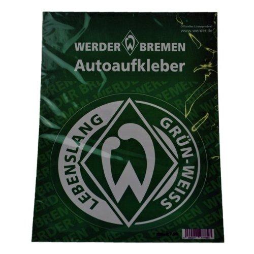 SV Werder Bremen Autoaufkleber / Aufkleber