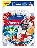 Vileda Turbo 2in1 EasyWring und Clean Ersatzkopf