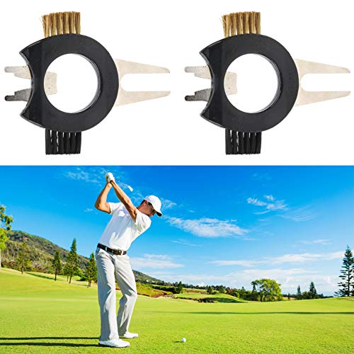 Fishawk Multi‑Function Golf Tool, Golf Divot Tool, Small Size for Golfers Outdoor