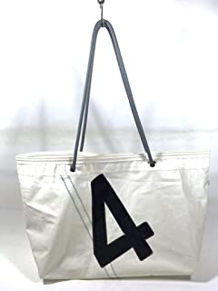 Filzschnitt Segeltuchtasche als Beachtasche mit schwarzer 4