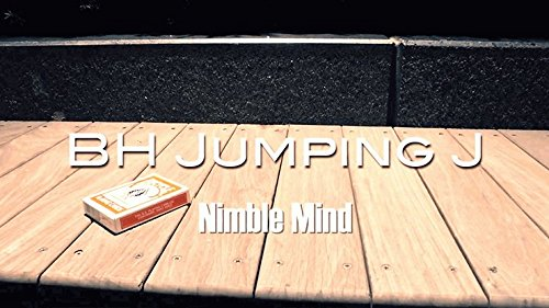 SOLOMAGIA Jumping J by BH & Nimble Mind - DVD and Didactis - Trucos Magia y la Magia - Magic Tricks and Props
