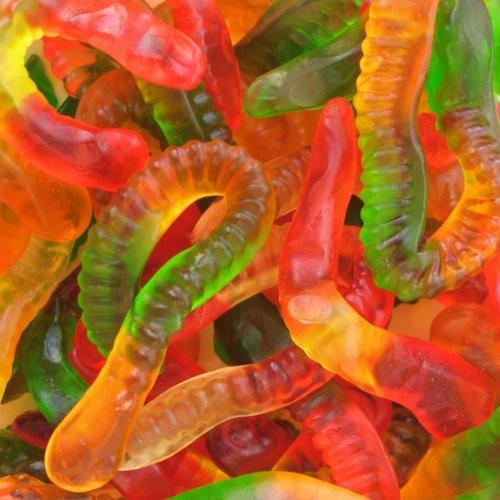 Gummy Worms Bulk 1 Pounds