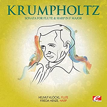 Krumpholtz: Sonata for Flute and Harp in F Major (Digitally Remastered)