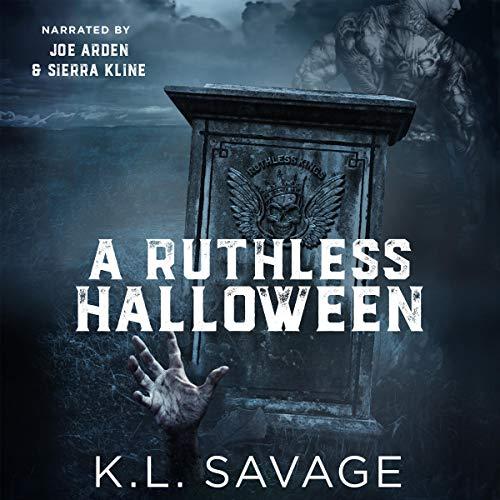 A Ruthless Halloween cover art