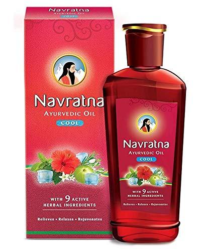 Himani Navratna Oil With 9 Natural Ayurvedic Herbs - 200 ml
