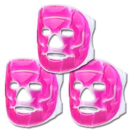 Schramm® Conjunto 3 Piezas máscaras refrigerantes