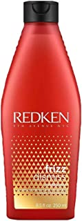 REDKEN Frizz Dismiss Conditioner | For Frizzy Hair | Moisturize, Detangle & Protect From Frizz 250 ml