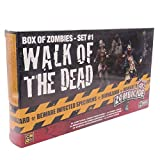 Zombicide Walk of The Dead #1, Color (Asmodee EFCMZC17)