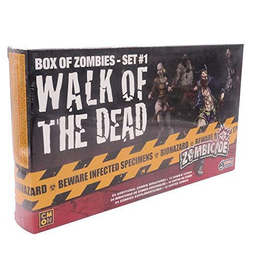 Zombicide: Walk of The Dead #1 - Asmodee - Brettspiel - Figurenset