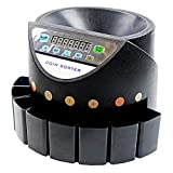 Oypla Electronic Money Coin Counter/Batch Sorter
