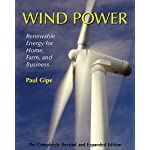 Wind Power: Renewable Energy for Home, Farm and Business 2