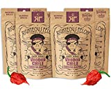 Righteous Felon Beef Jerky - Voodoo Chile Flavor - All-Natural Jerky - Locally Sourced & Dried Beef...