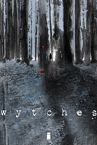 IMAGE COMICS WYTCHES #1 BY SCOTT SNYDER 1ST PRINT