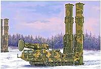 トランペッター 1/35 ロシア連邦軍 S-300V 9A82 グラディエーター 地対空ミサイルシステム プラモデル 09518