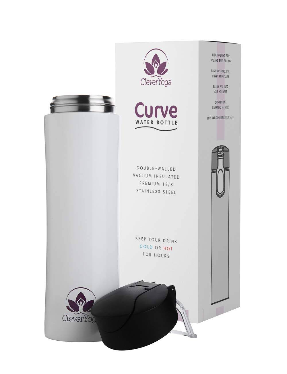 Clever Yoga Stainless Double Insulated