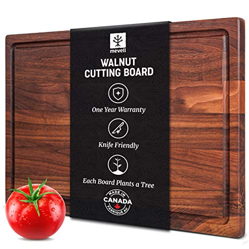 Walnut Cutting Board by Mevell