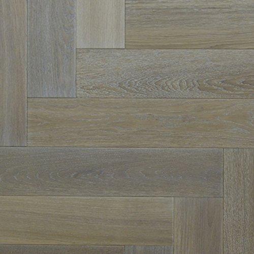 Floor Art Amsterdam Eiche Fischgrät Fertigparkett 600x120x13mm, geräuchert, weiß geölt 4stg. Mikro Fase, 90,50 € / m², 78,19 € pro 0.864m² Verpackungseinheit