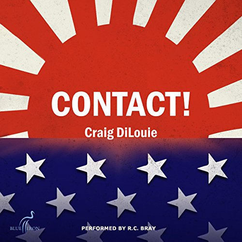 Contact! A Novel of the Pacific War audiobook cover art