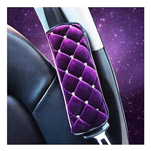 car seat belt cover plush - 1