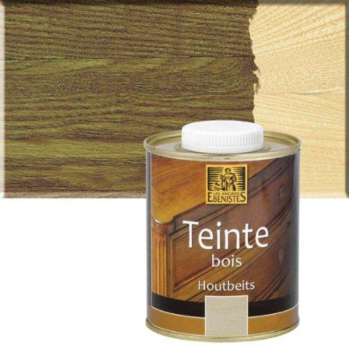 Tinte madera Lakeone para la restauración de muebles - 225 ml - (Roble Oscuro)