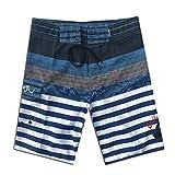 Tookang Pantaloncini Corti Uomo, Costume da Bagno Quick Dry Pantaloncini da Spiaggia Stampato Swim Trunks Shorts con Tasche Pantaloncini con Coulisse Nuoto