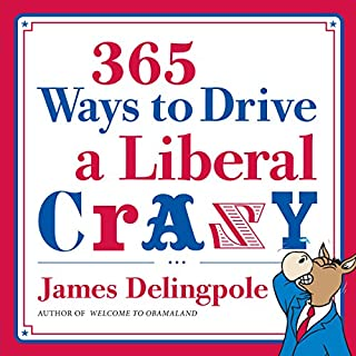 365 Ways to Drive a Liberal Crazy audiobook cover art