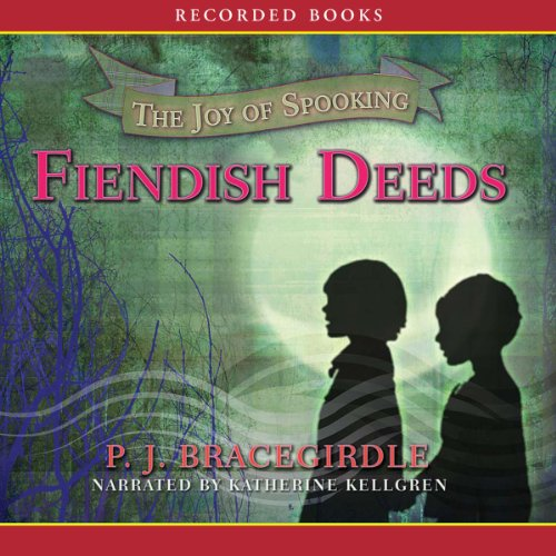 Fiendish Deeds audiobook cover art