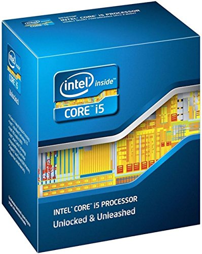 Intel Core i5-3330 Processor (6M Cache, up to 3.20 GHz) 3GHz 6MB L3 - Procesador (3ª generación de procesadores Intel Core i5, 3 GHz, LGA 1155 (Socket H2), PC, 22 NM, i5-3330)