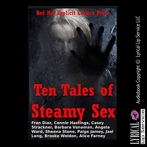 Ten Tales of Steamy Sex cover art