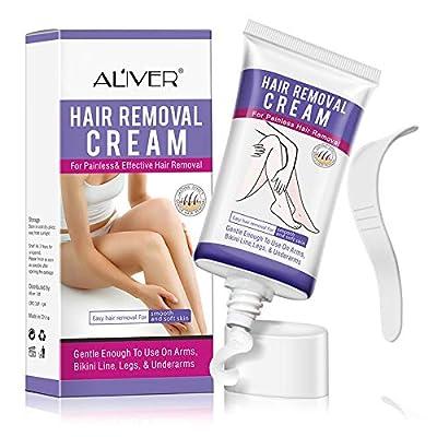 Haarentfernungscreme Haarentfernung Enthaarungsmittel Schmerzlose