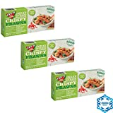Fry's Family Vegetariano GAMBAS CRUJIENTES VEGETALES 250GR VEGANO Congelado Pack de 3
