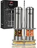 Teika Electric Salt And Pepper Mills - Best Reviews Guide