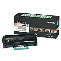 Lexmark International Toner Cartridge, Extra High Yield, 15000 Page Yield, Black by Lexmarkテδ「テつ「