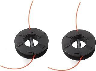 AISEN Pack of 2 Trimmer Head Spool for Echo Speed Feed 450 SRM-266S SRM-266T SRM-266U
